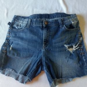 Rock And Republic Woman's Jean Shorts